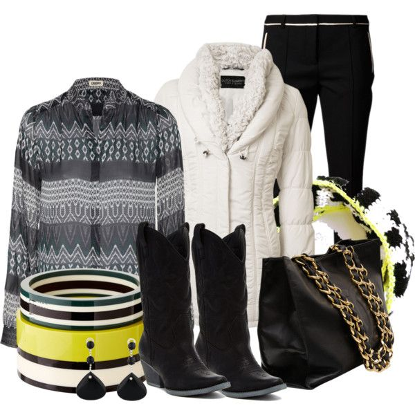 """""""Winter Western"""" by lakegirl511 on Polyvore"""