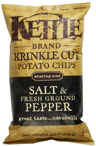 Kettle Brand Salt & Fresh Pepper Krinkle Cuts 8.5 oz. (Pa... http://www.amazon.com/dp/B0085EJ06S/ref=cm_sw_r_pi_dp_B8vgxb1AAKRKV