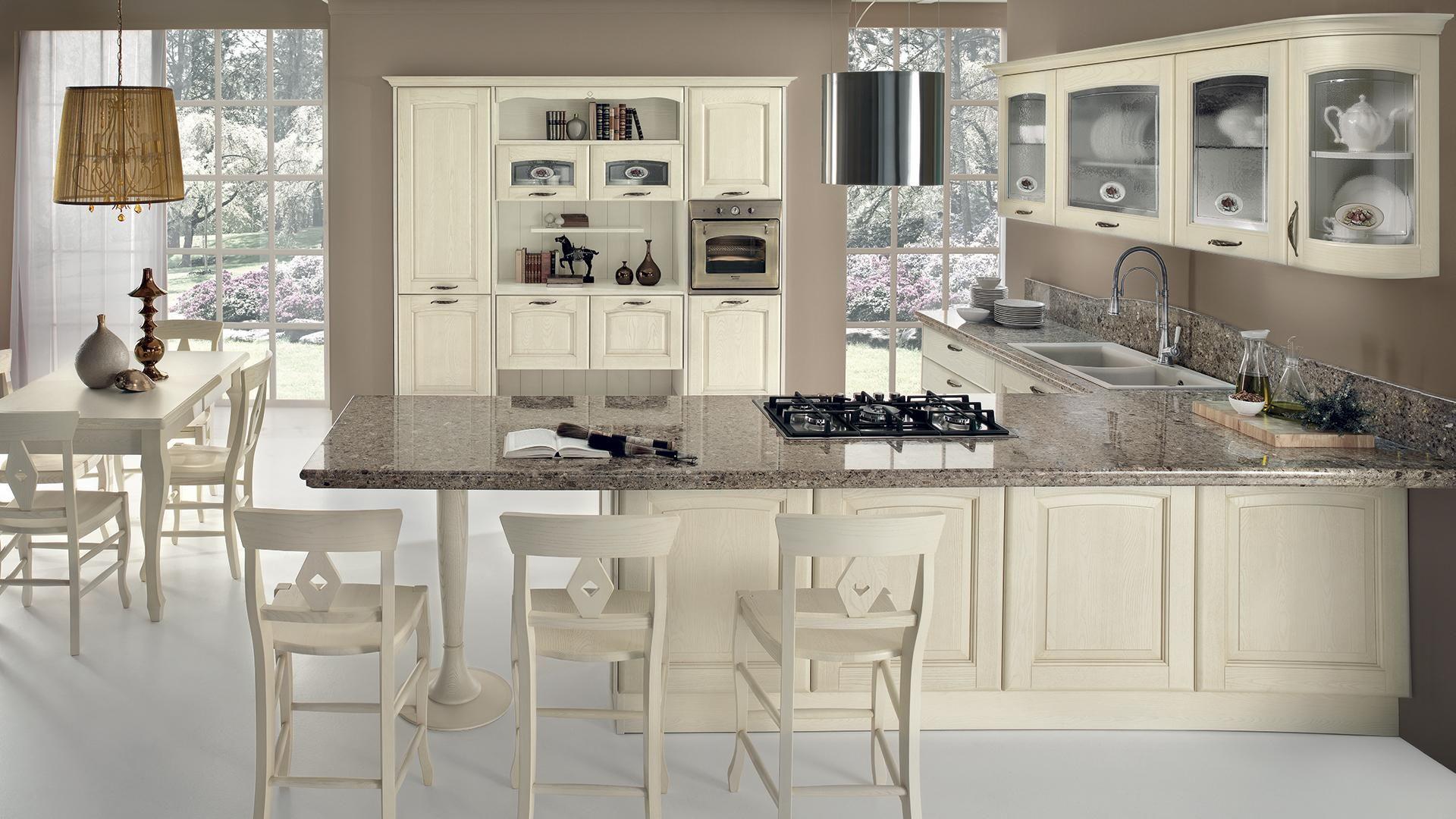 Veronica - Cucine Classiche - Cucine Lube | Cucina | Pinterest ...
