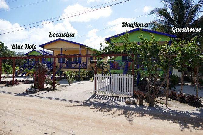 Guest House And Cabanas For Sale In Hopkins Village Belize