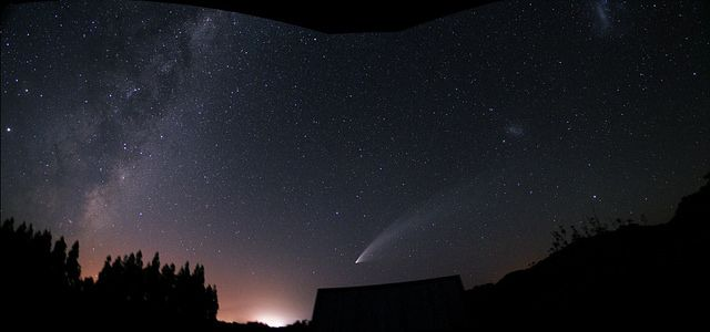 Comet McNaught | Flickr - Photo Sharing!