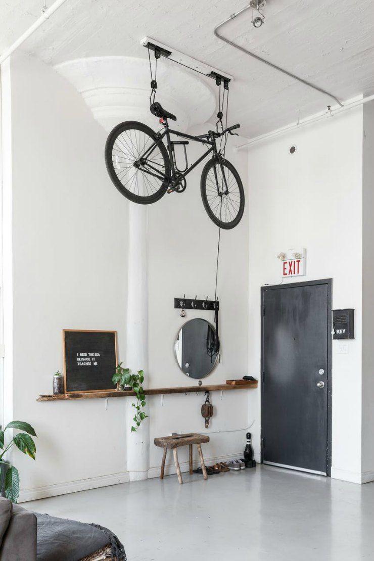 Decoraci N Bicicleta Via La Bici Azul Muebles Pinterest  # Muebles Bicicleta