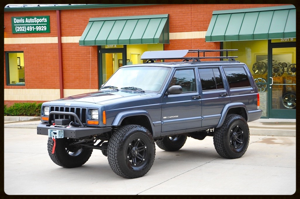 autosports xj only miles youtube sale more watch lifted for maxresdefault cherokee and davis