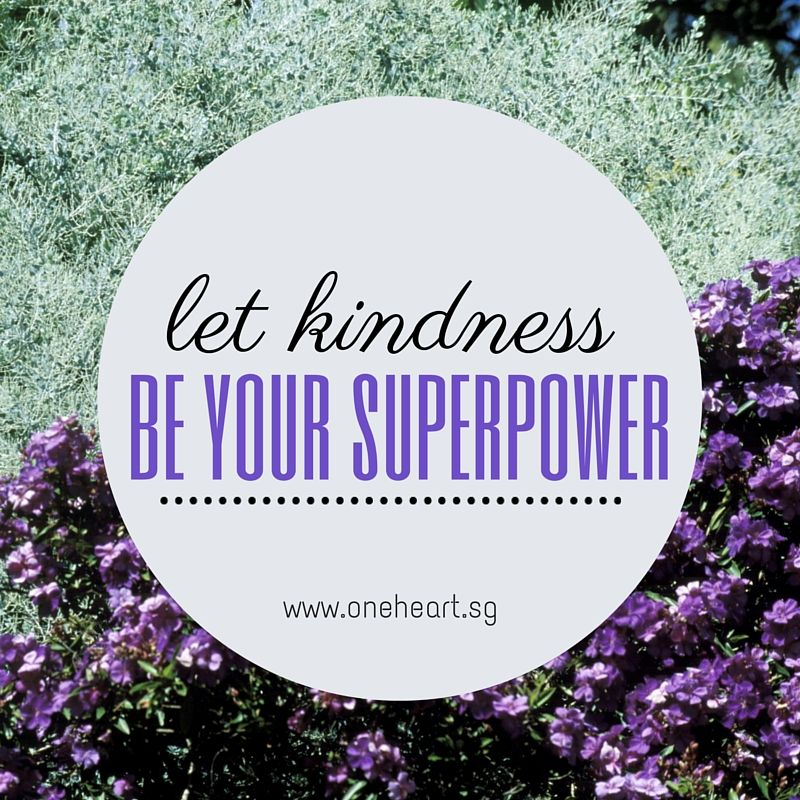 Know That Your Kindness Has A Ripple Effect In The Universe Let