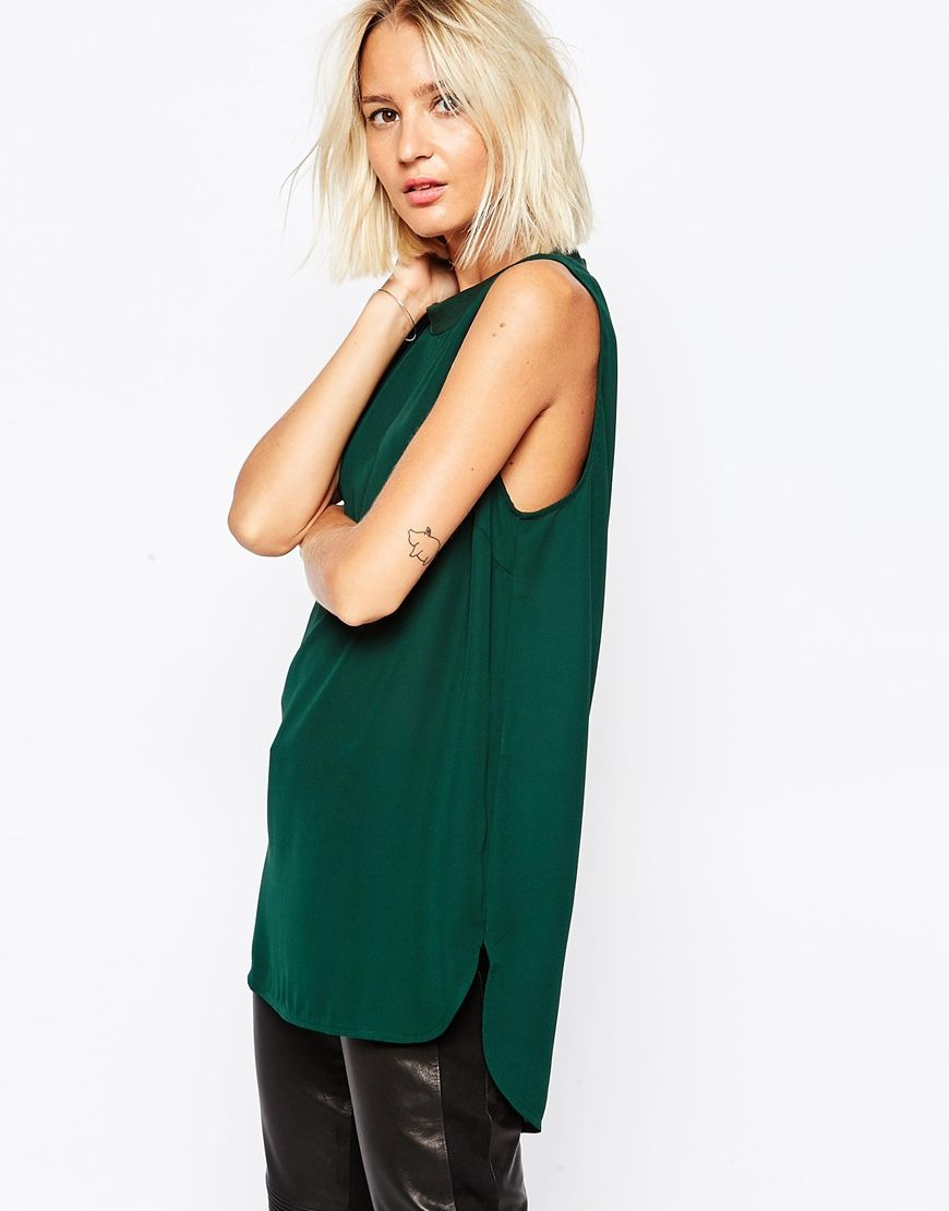Selected+Betty+Sleeveless+Top
