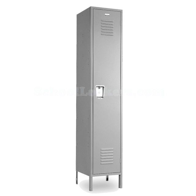 Single Tier Steel Locker Locker Storage Metal Lockers School Lockers