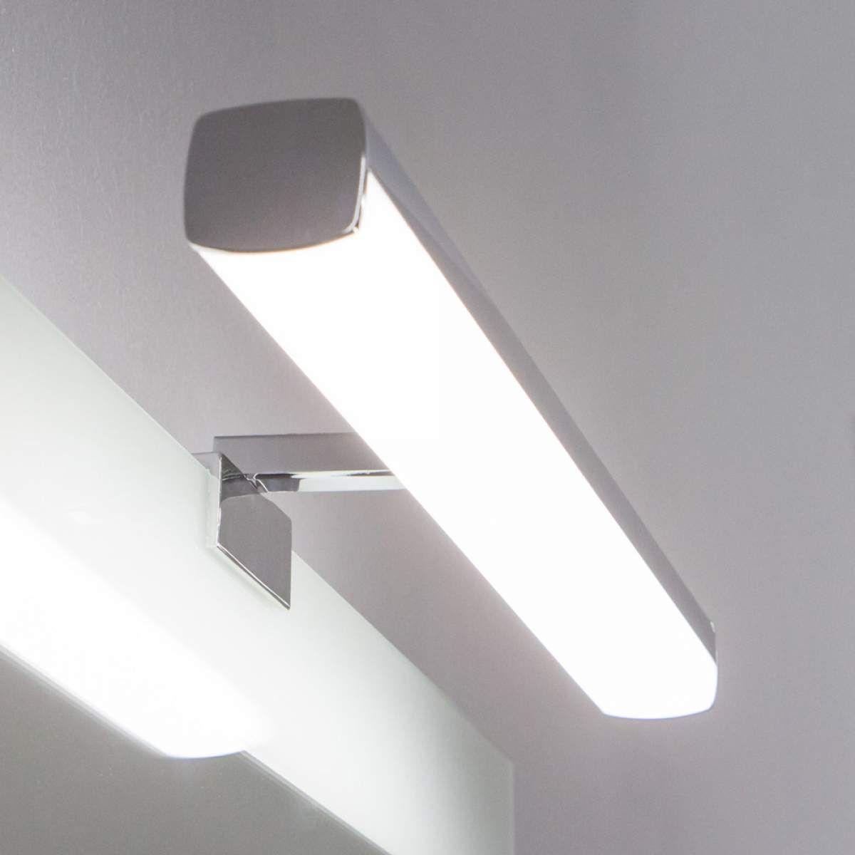 Led Spiegelleuchte Ruth Ip44 28 Cm Spiegellampe Led Spiegel