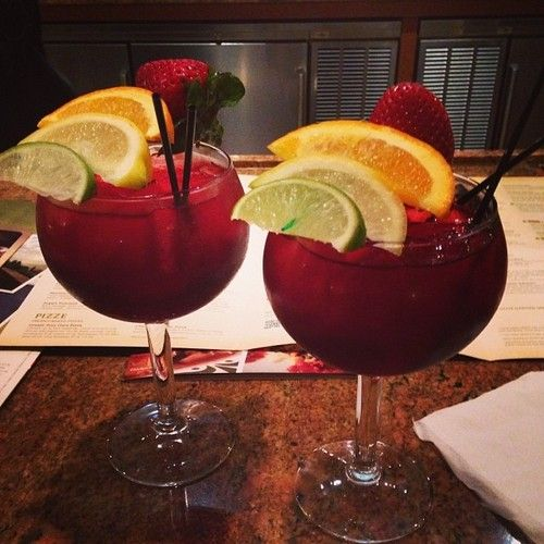 Olive Garden Sangria Is The Most Amazing Drink In The World