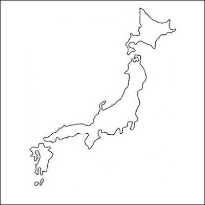 Outlinejapanjpg Tattoos Pinterest Tattoo - Japan map blank outline