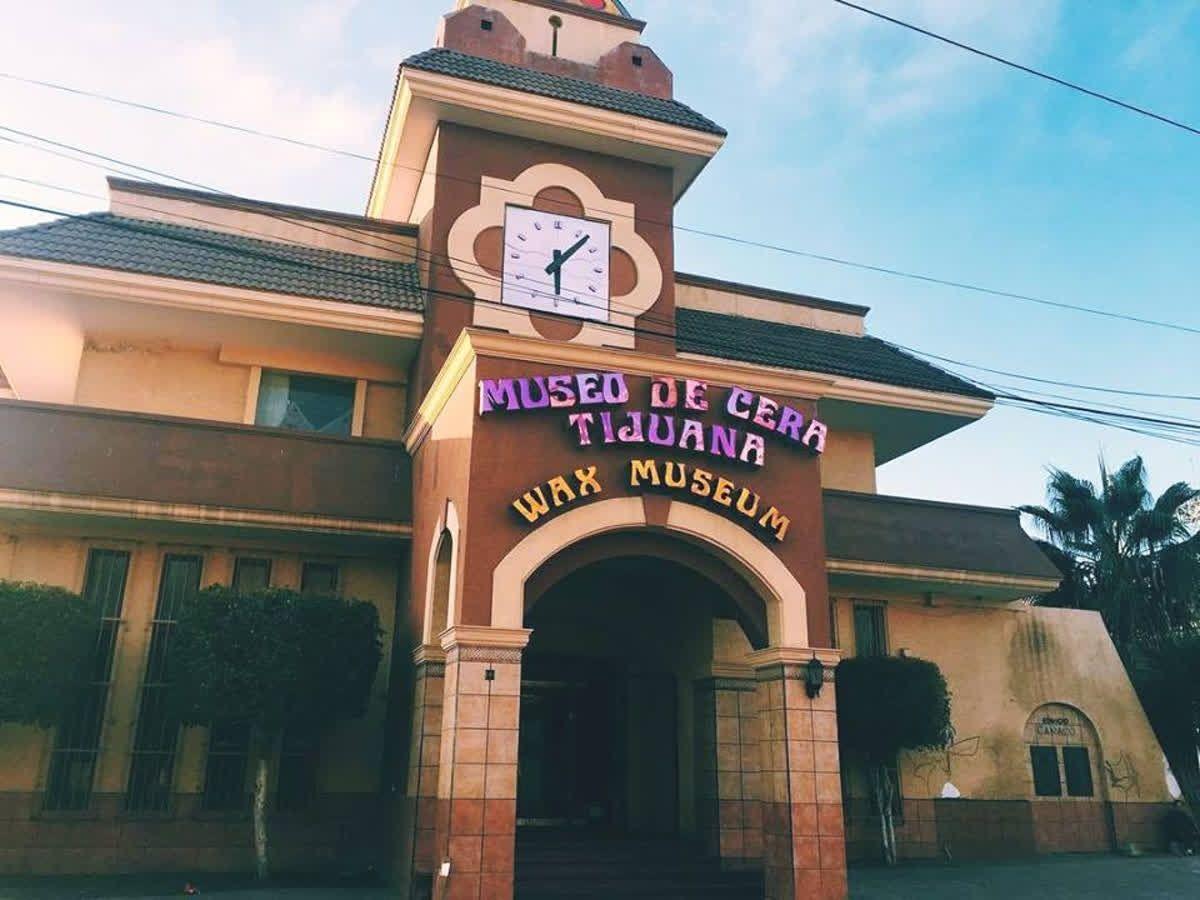 El Museo de Cera de Tijuana es el segundo museo de su tipo en México.