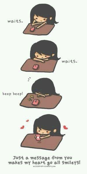 Cute love...
