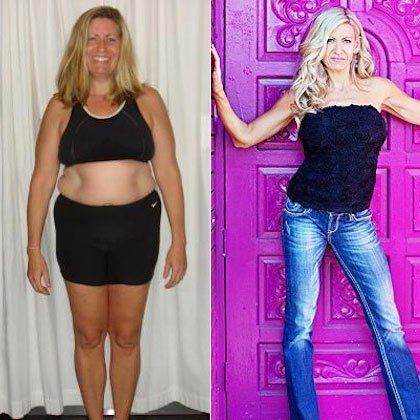 a3ccb933481 Michelle Steinke Fat to Fitness Expert: 16 Personal Trainers' Before and After  Weight Loss Photos | Shape Magazine