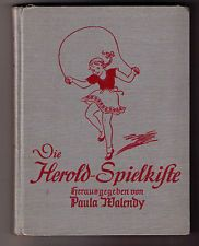 """Hrsg. Walendy , Paula  -  Kutzer , Ernst """" Die Herold - Spielkiste  """""""