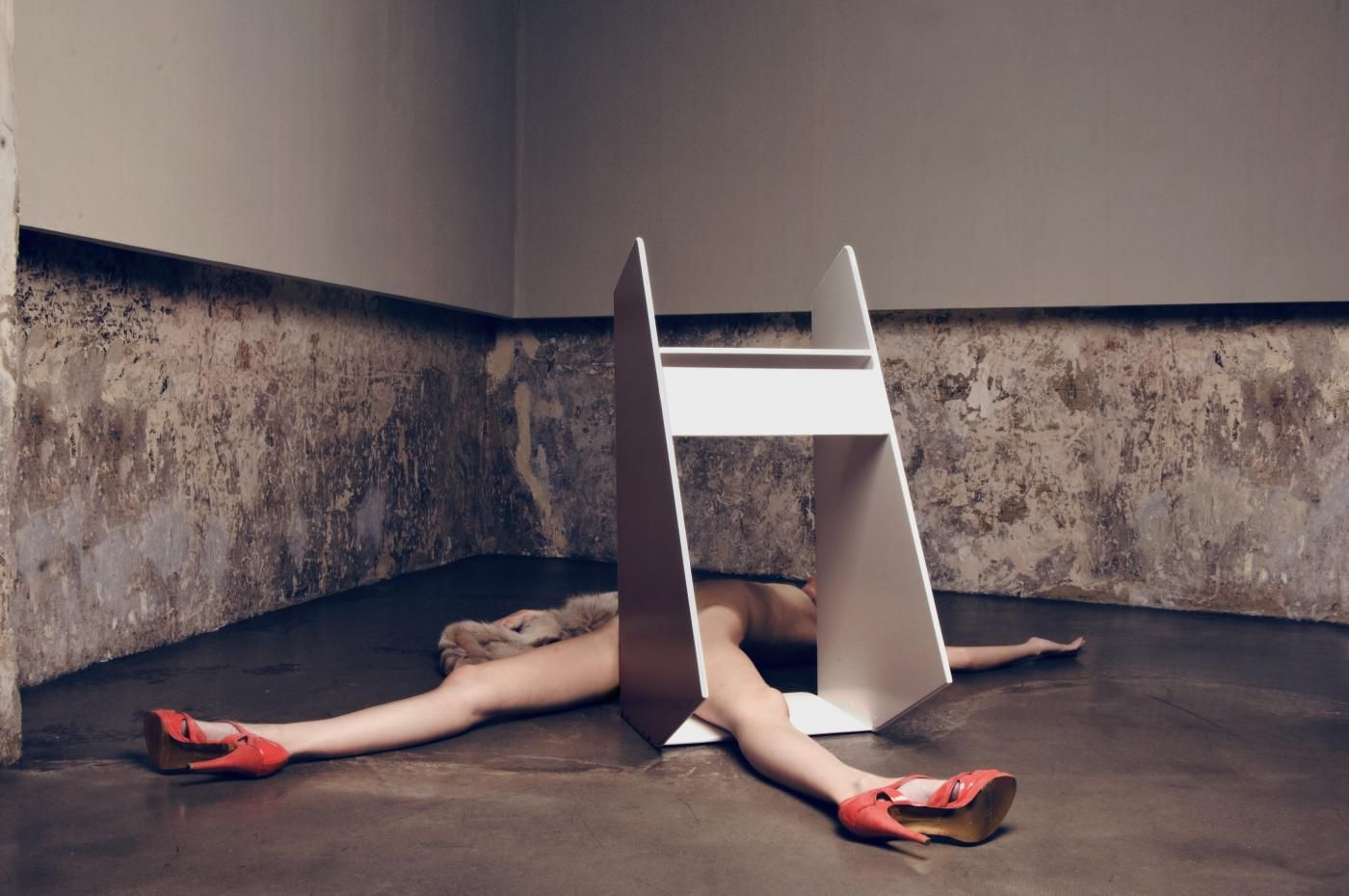 Mec stool - Sebastian Jansson