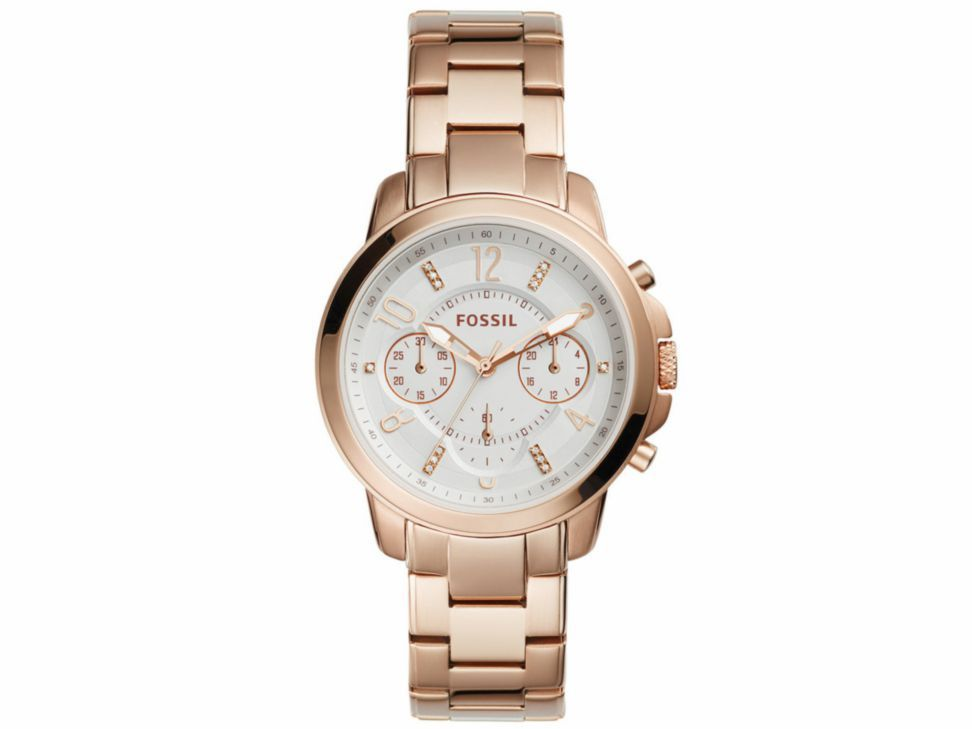 feb734c284db Fossil Gwynn ES4035 Reloj para Dama Color Oro Rosado-Liverpool es parte de  MI vida