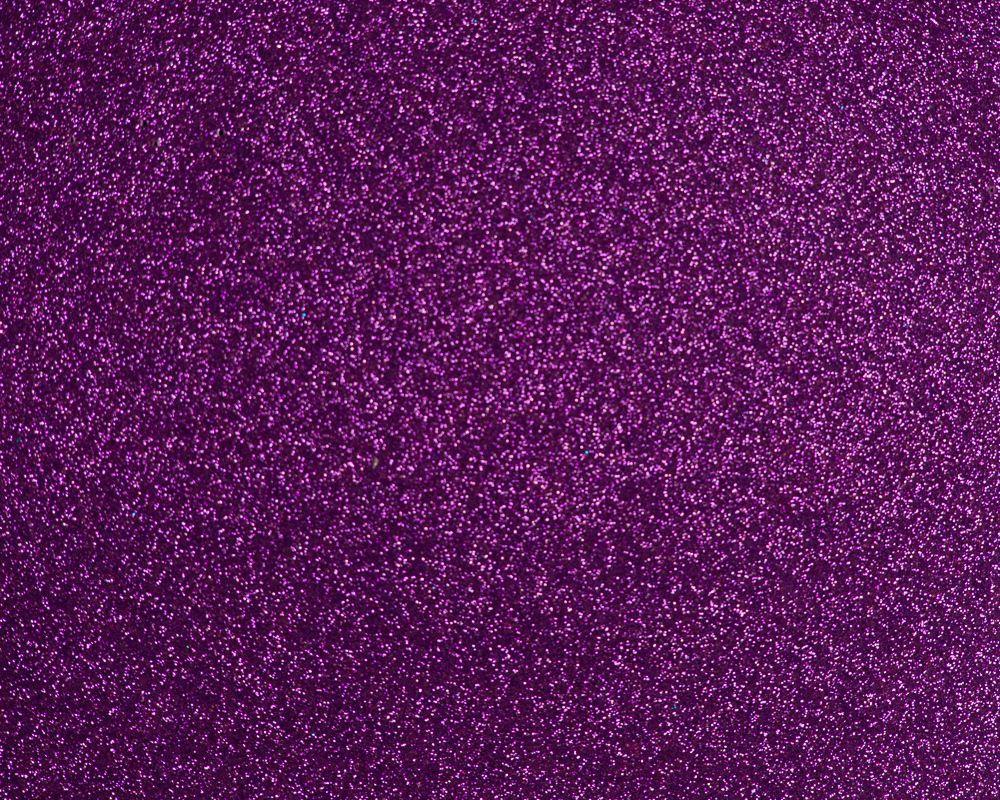 12x54 Inches Purple Glitter Vinyl Roll Sparkly Crafts