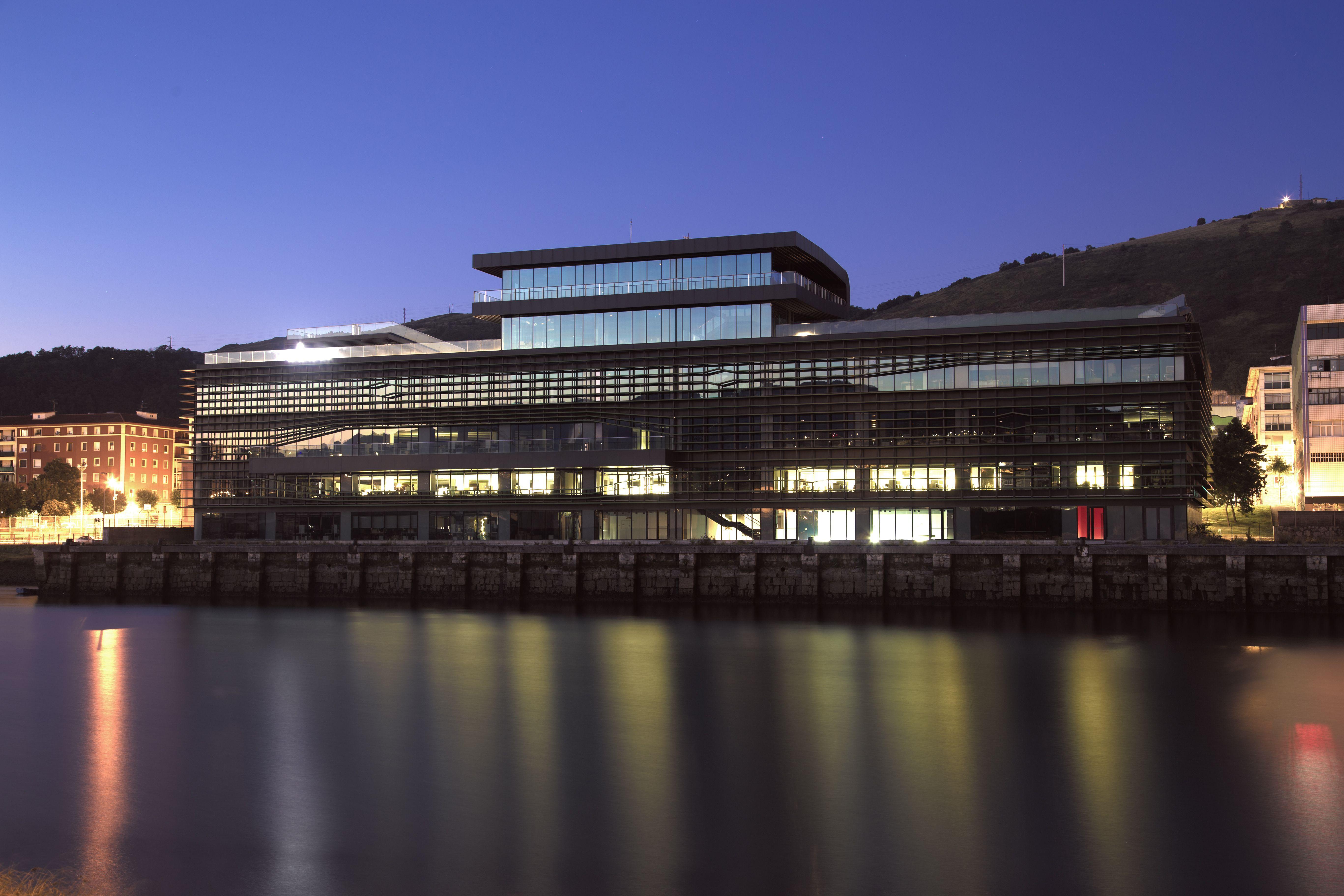 Sede de Idom en Bilbao, Bizkaia. Fotografía de Banila Design Studio.