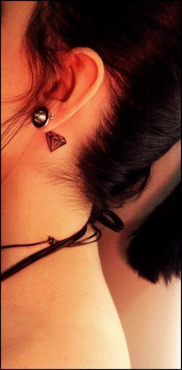 perfect for best friends matching diamond tattoo diamonds are a