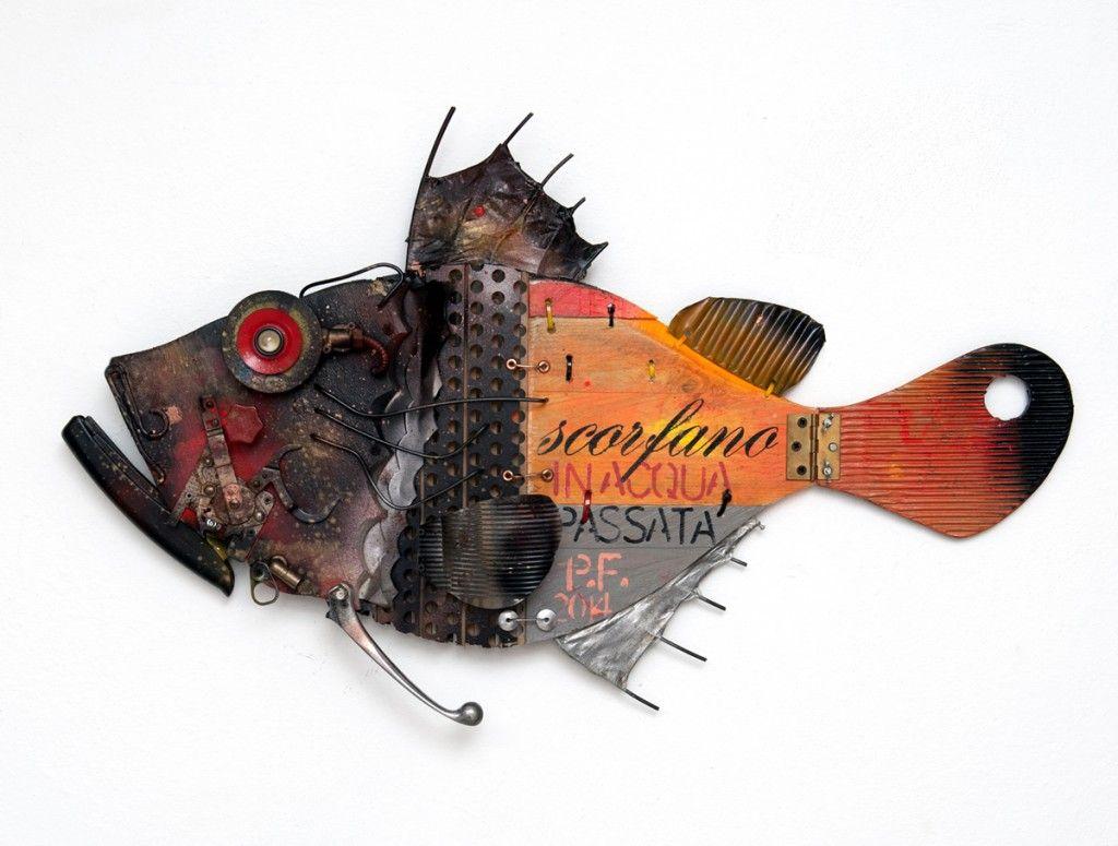 Pesci u artpescefresco u stefano pilato art pinterest fish