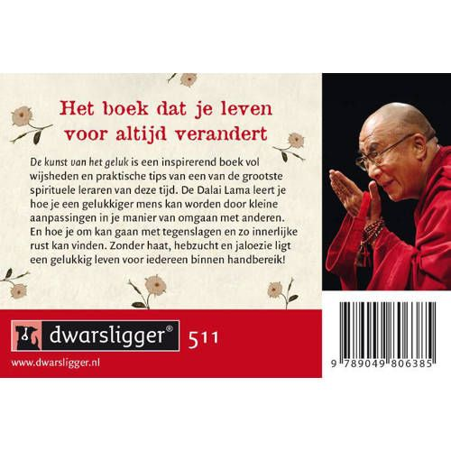 De Kunst Van Het Geluk Dalai Lama En Howard Cutler In 2019