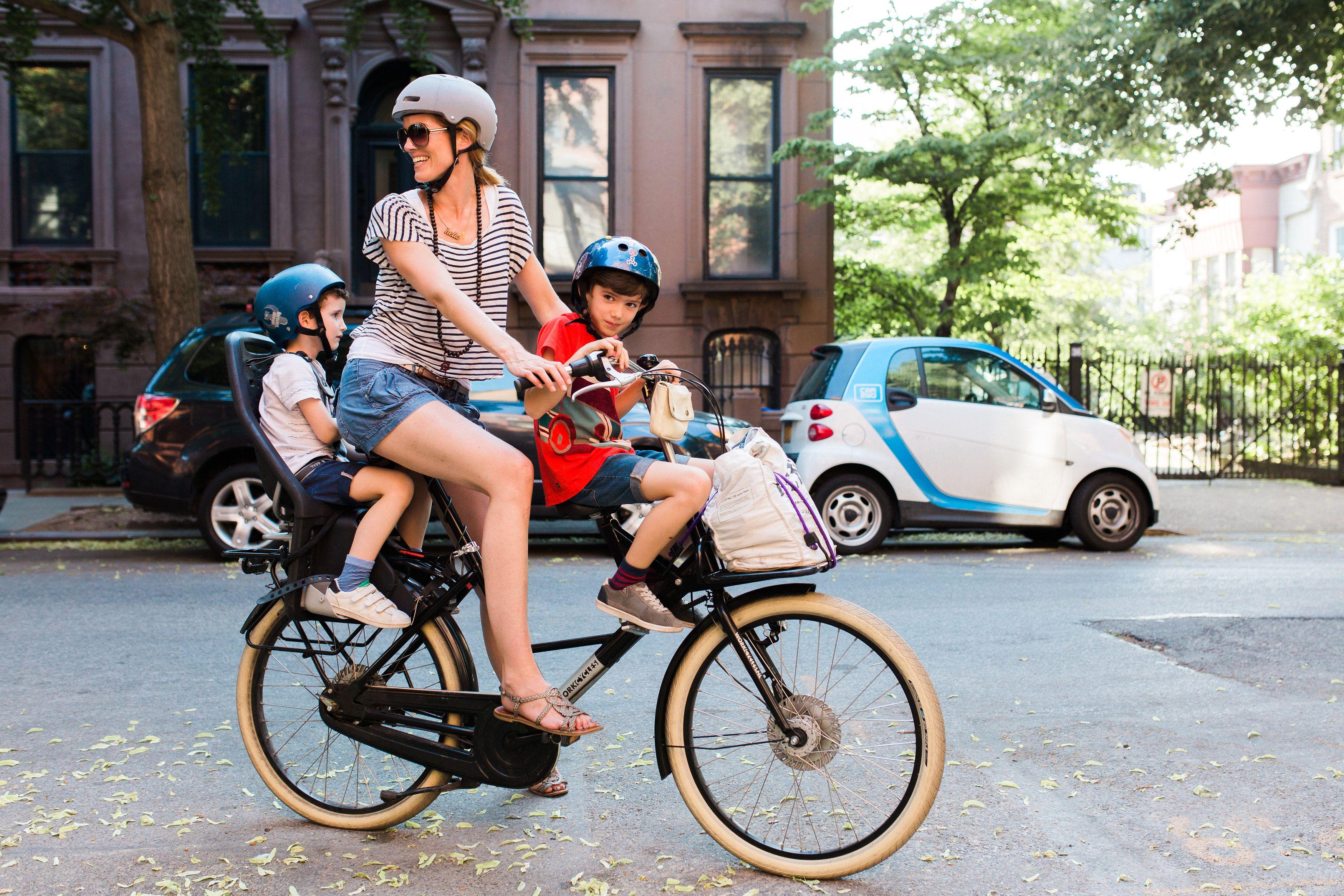 5 Awesome Family Bikes Family Bike Baby Bike Child Bike Seat