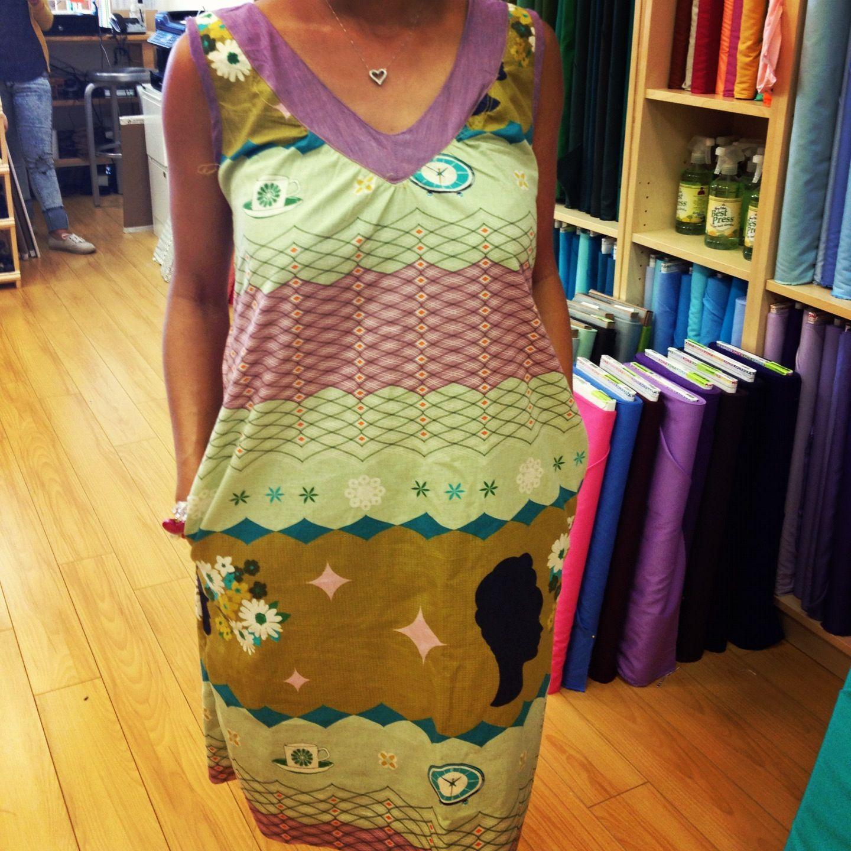 Socialite dress!