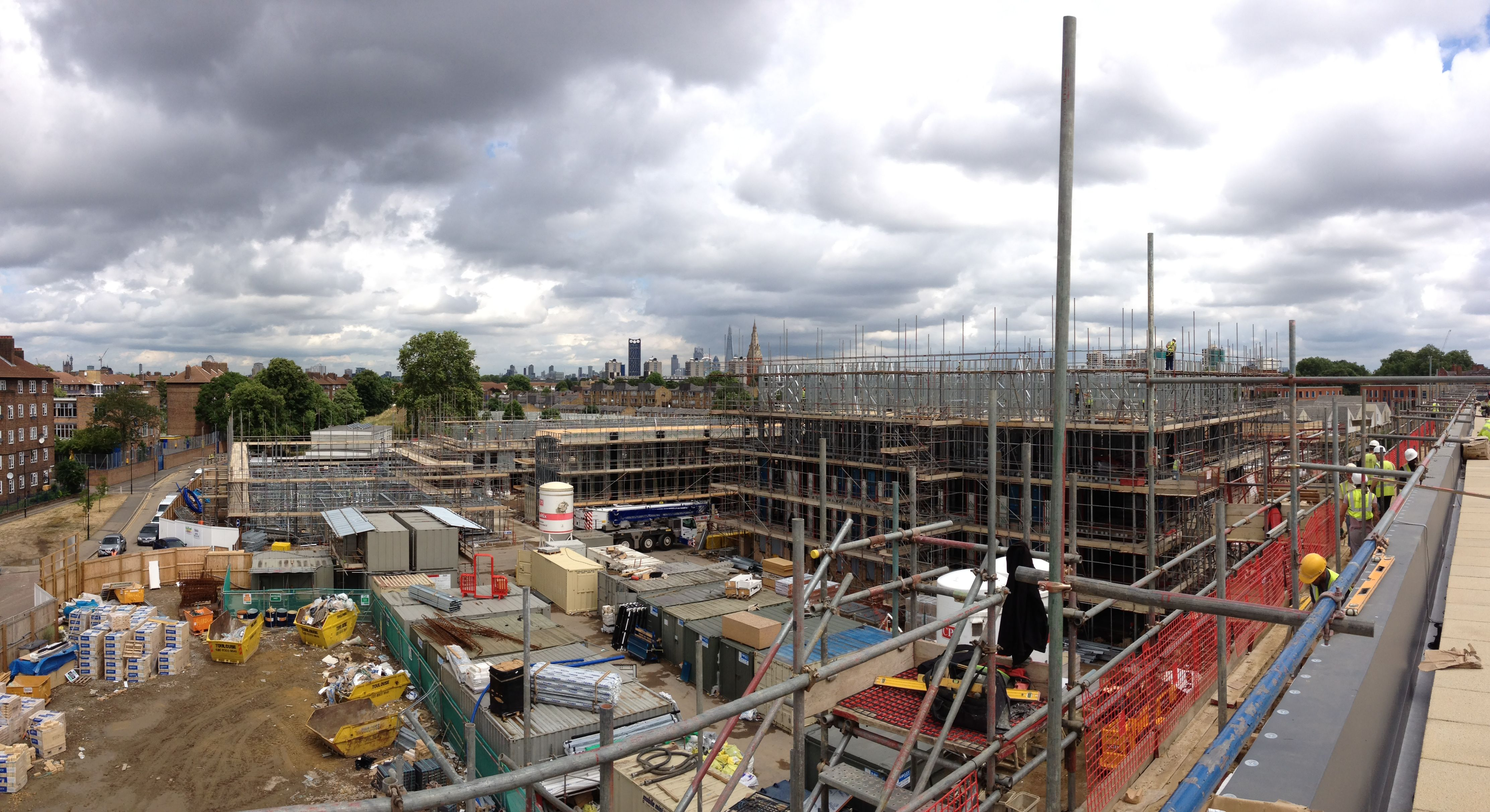 CDM / Construction Site Services for Client in London