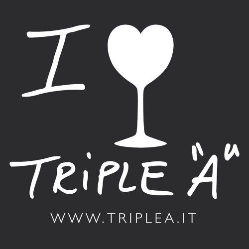 """Io bevo Triple """"A"""""""