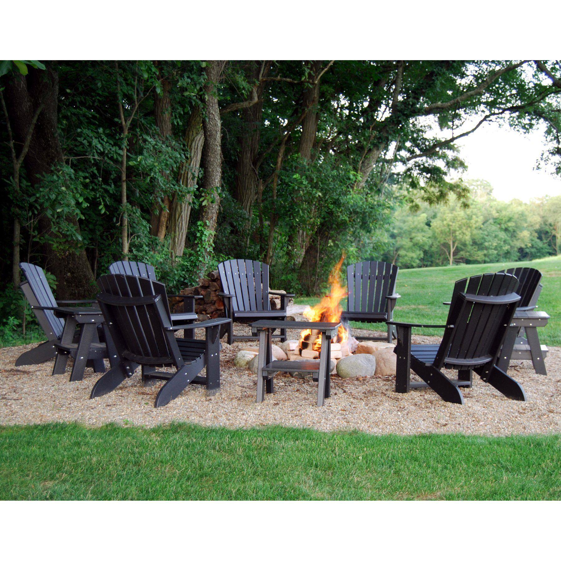 Outdoor WILDRIDGE Heritage Adirondack Chair - LCC-114 ...