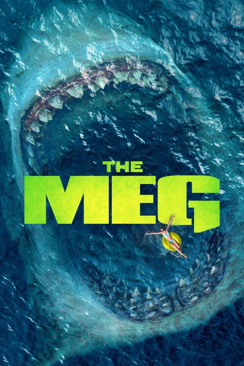 The Meg Dragged Down By The Silly Idea Of Aiming For A Pg 13 Rating Free Movies Online Meg Movie Streaming Movies