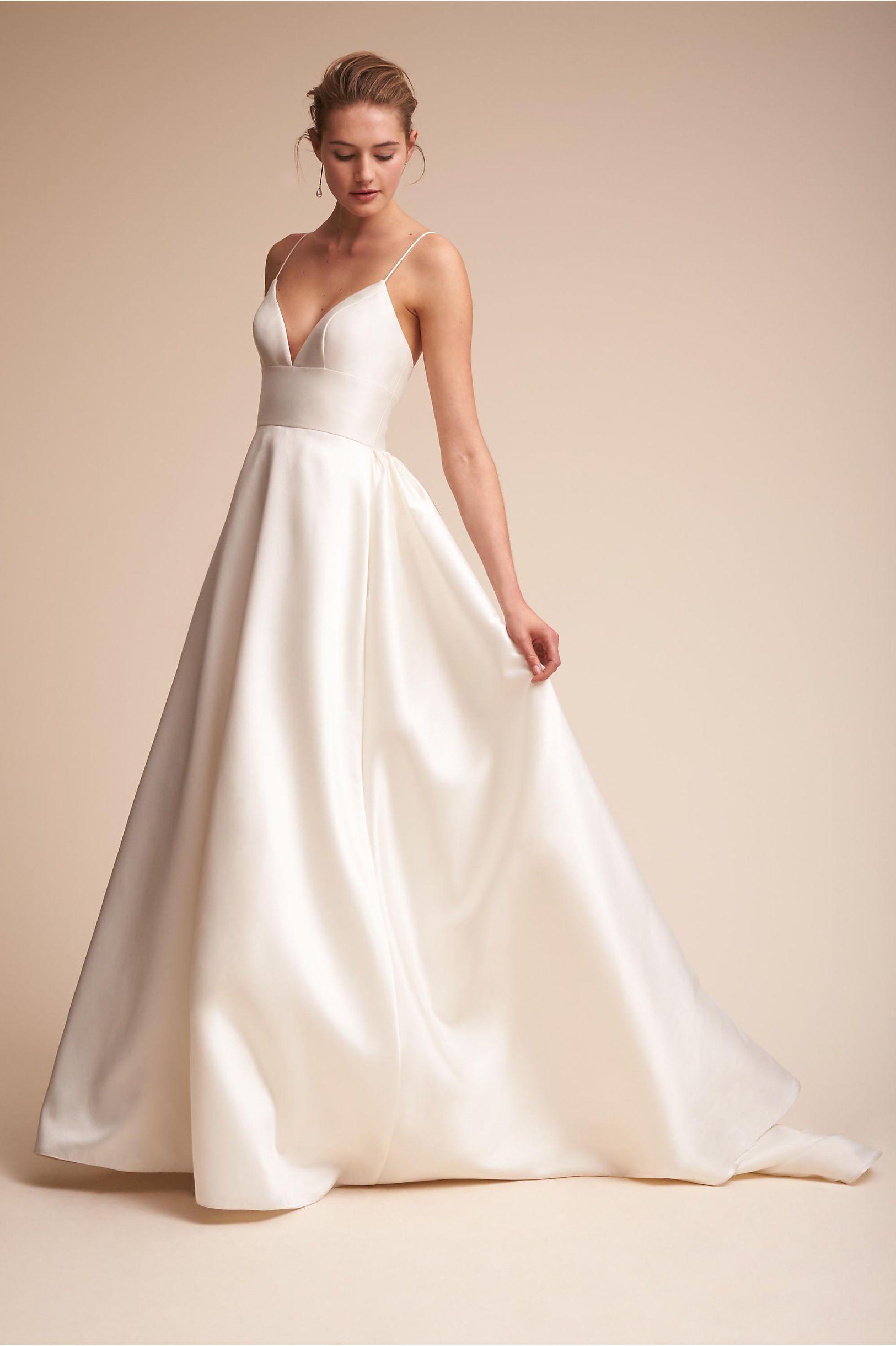 BHLDN Opaline Ballgown in Bride Wedding Dresses Preorder Gowns ...