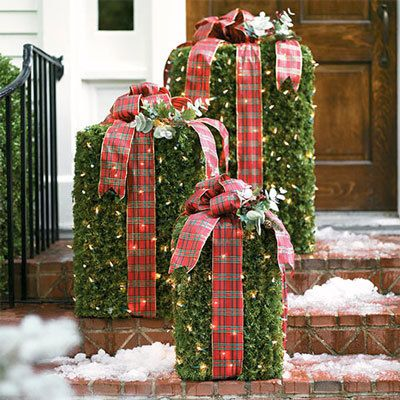 christmasdecorating Super cute outdoor Christmas decorations - christmas decorations sale