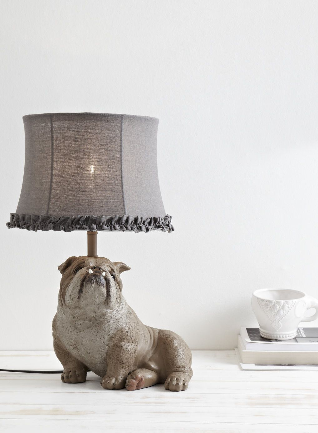 Taupe Simon Bulldog Table Lamp - BHS £50 | Dream Home | Pinterest ...