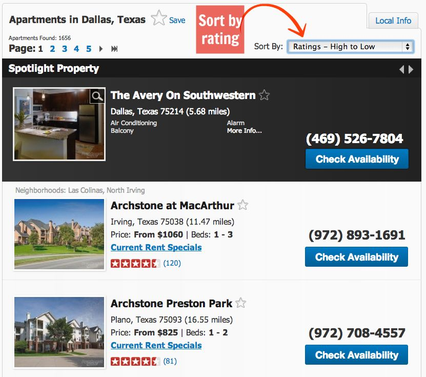 Did You Know You Can View Certified Resident Ratings Reviews For Apartment Communities And Filter You Apartment Guide The Neighbourhood Finding Apartments