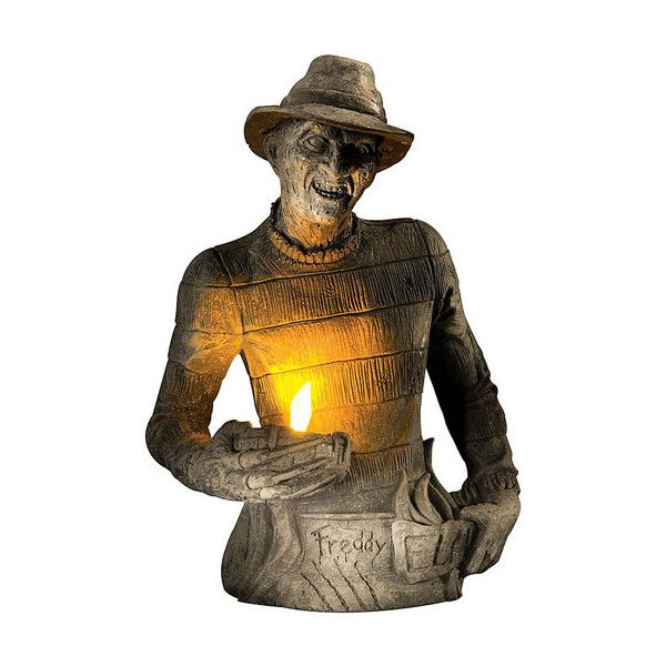 Freddy Krueger Candle Holder Lights  Candles Props and Decor