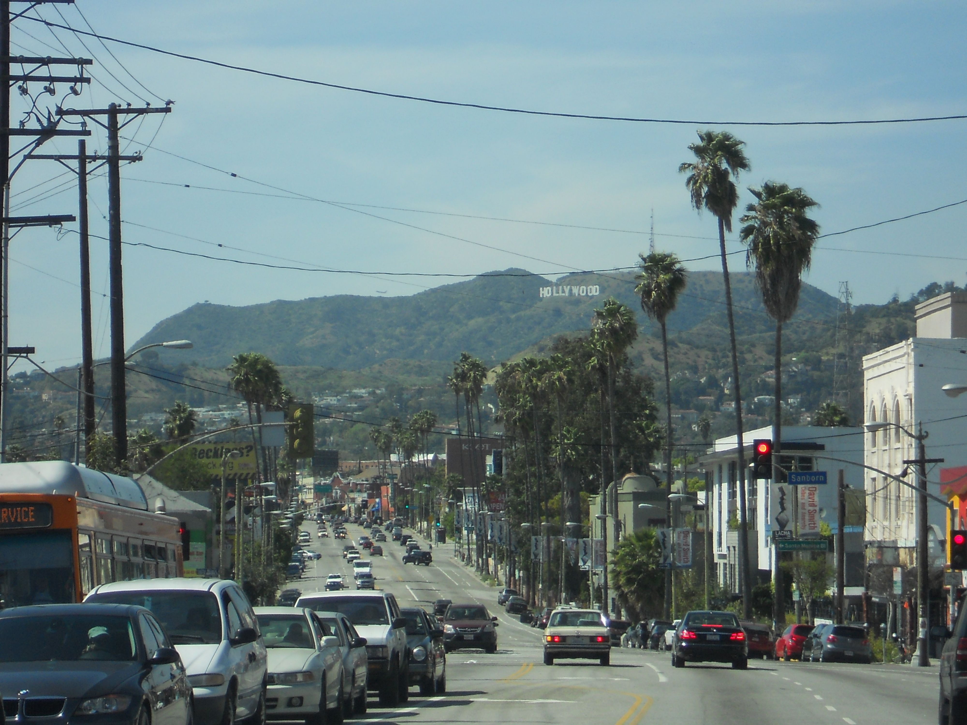 Sunset Boulevard Los Angeles Ca California History Famous Places Travel Dreams