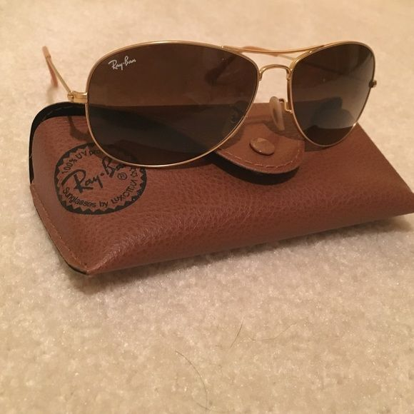 ray ban cockpit case