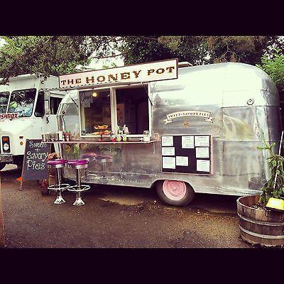 Food Cart Truck Trailer