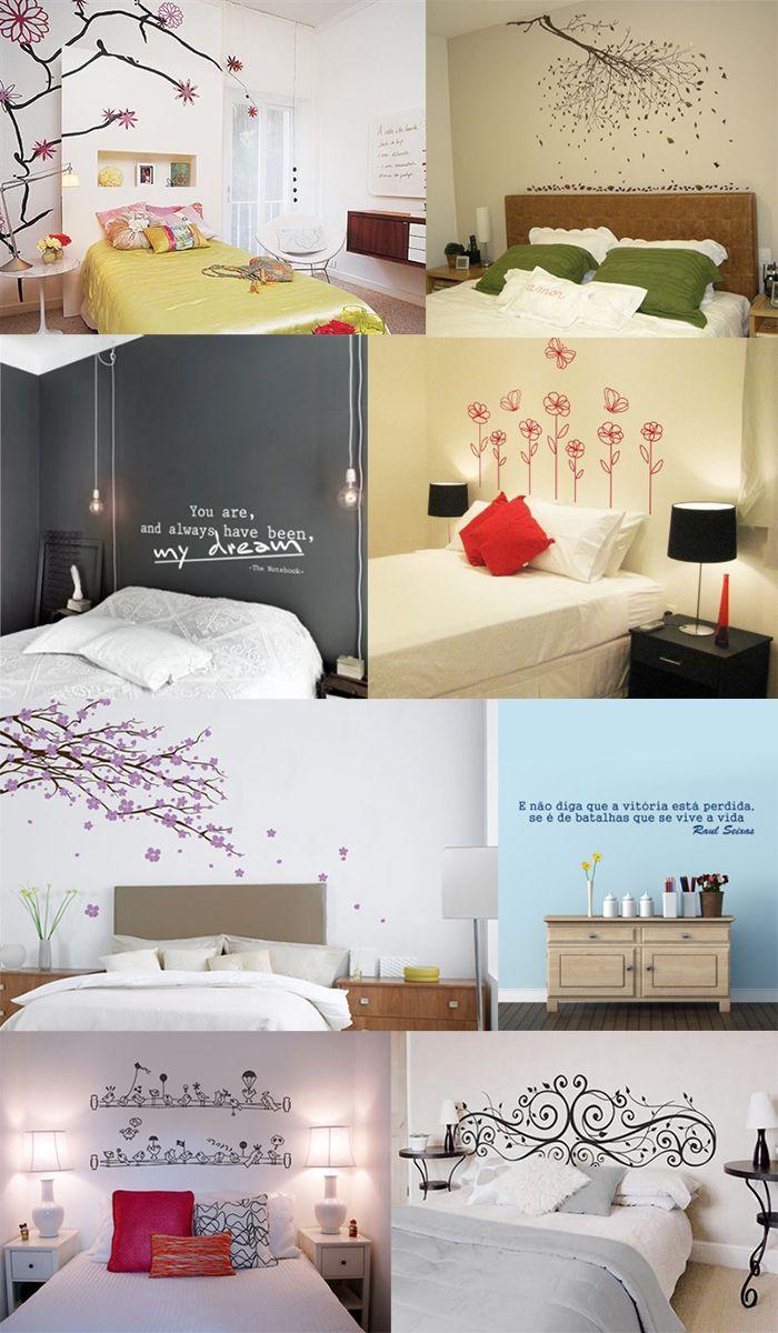 Almofadas como aplicar tecido na parede como decorar for Aplicacion decorar casa