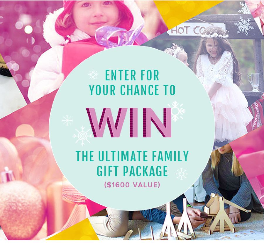 Enter to win the Ultimate Family Gift Pack #sweepstakes http://swee.ps/ldoMEzMM