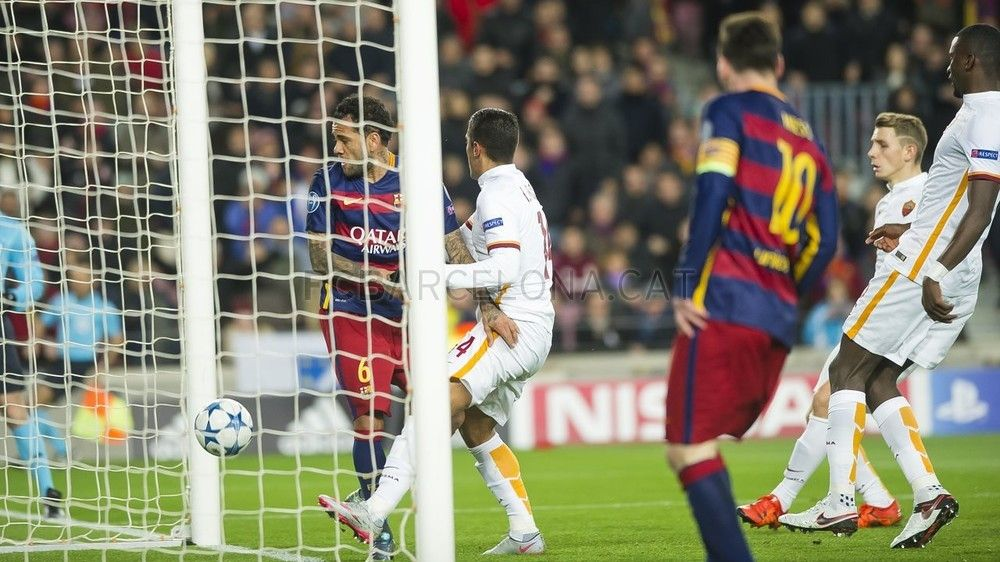 FC Barcelona - AS Roma (6-1) | FC Barcelona