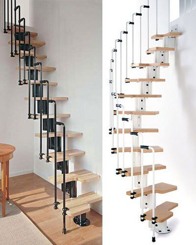 18 Loft Staircase Designs Ideas: Tiny House Stairs, Stair Decor