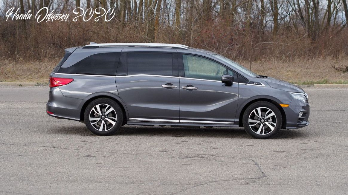 Honda Odyssey 2020 Release Date And Concept in 2020