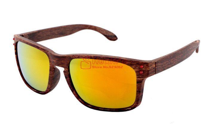 f722b52d05 Hot Selling Brand Wood Sunglasses Men Fashion Brand Designer Vogue Square  Plastic Frame Outdoor Sun Glasses Male Gafas de sol