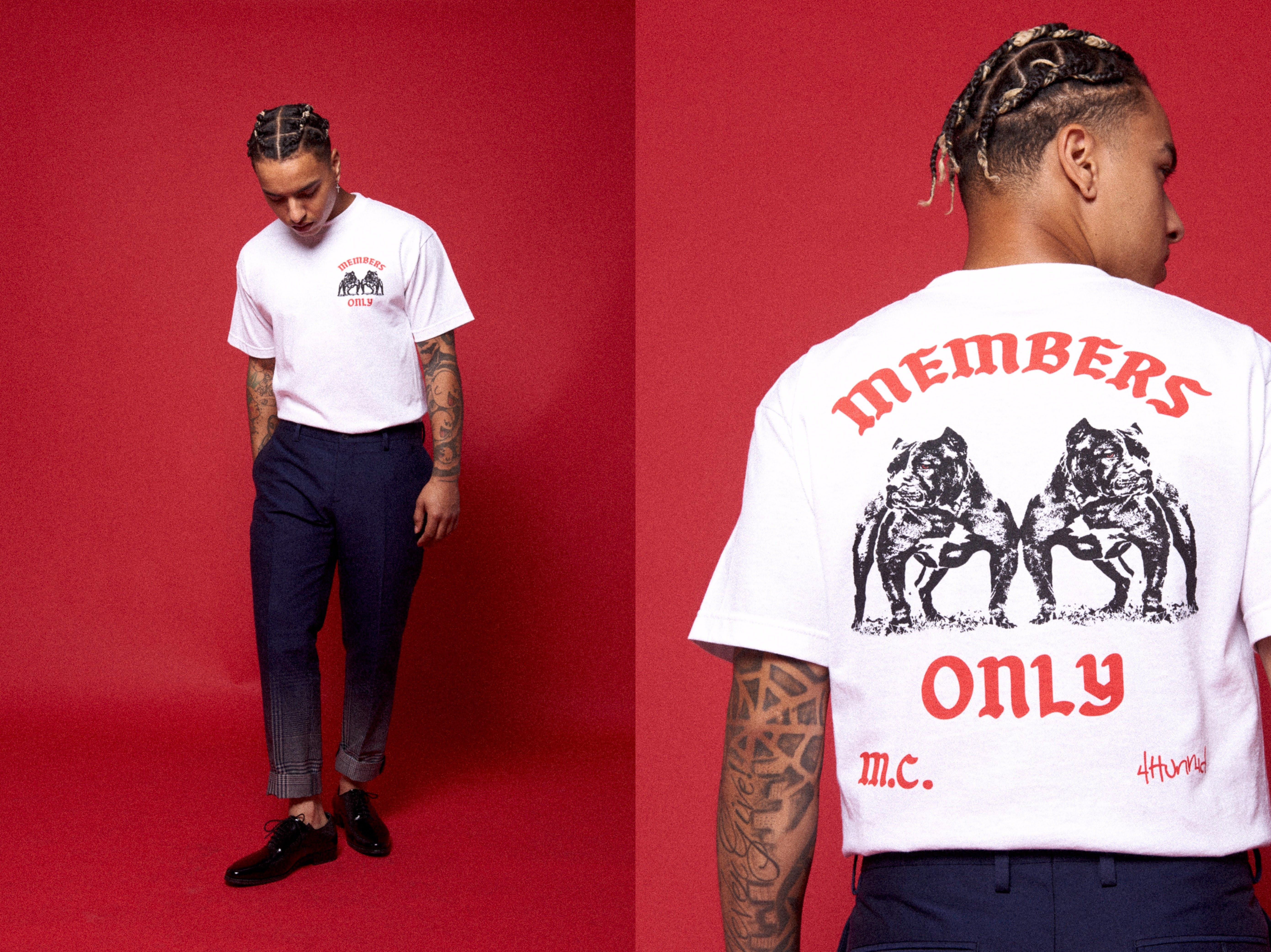 FASHION(PHOTOS) 4HUNNID CLOTHING LINE 2017 COLLECTION BY YG