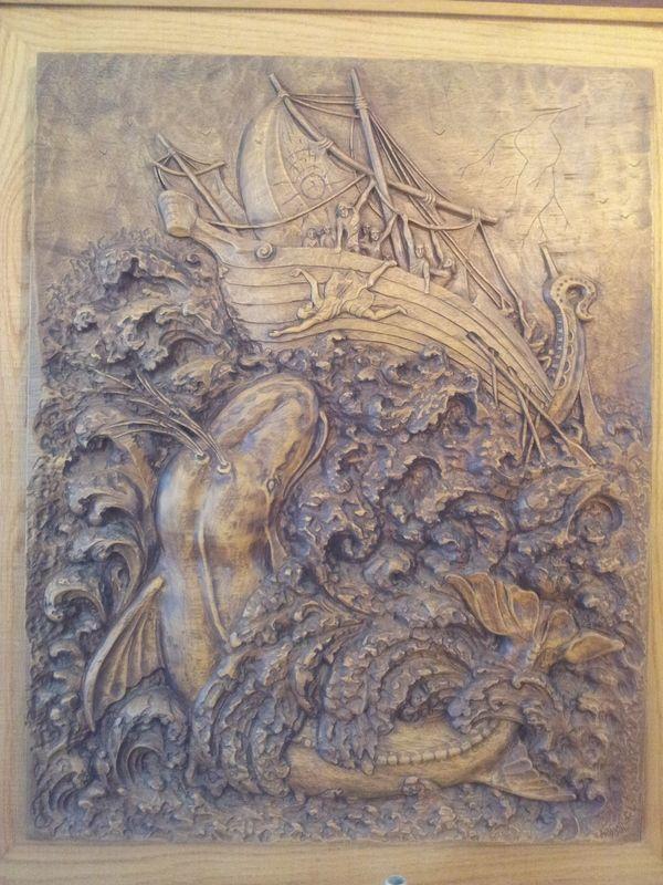 Wood Art - Tmunot