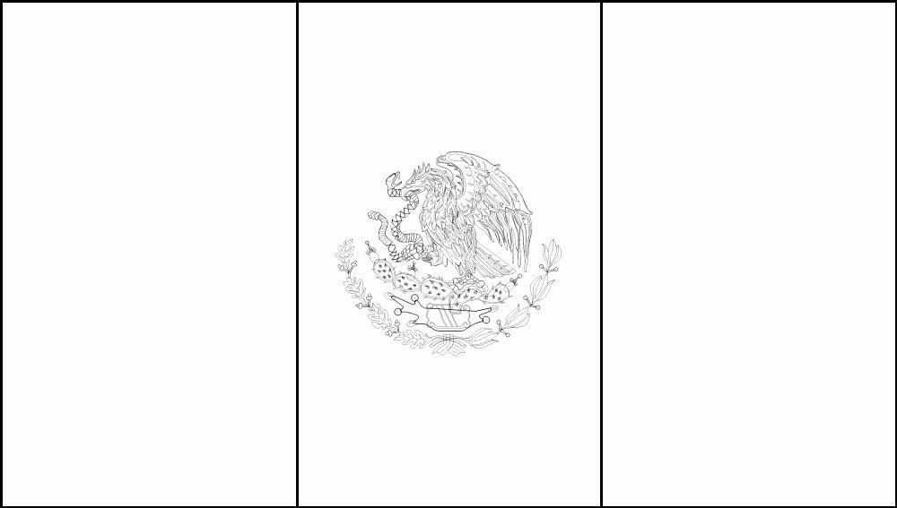 Mexico Flag Coloring Page Awesome Free Printable Mexico Flag Color Book Pages In 2020 Flag Coloring Pages Star Coloring Pages Coloring Pages
