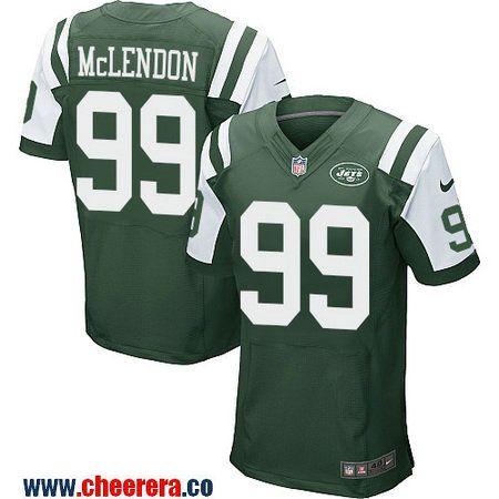Steve McLendon NFL Jersey