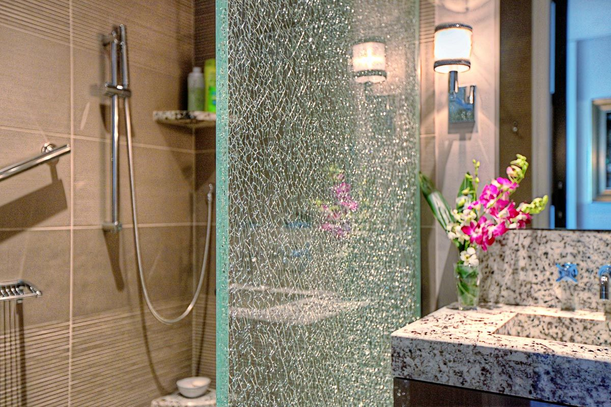 Interior Design By Debora Lyn Interior Design | Trump Towers Chicago | Bathroom  Design