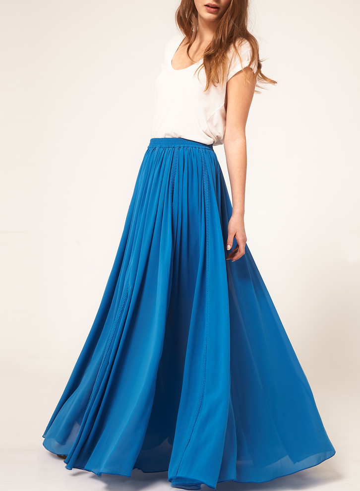 69aa3f26fa Now here's a maxi skirt you can play the cello in! | Cello skirts ...